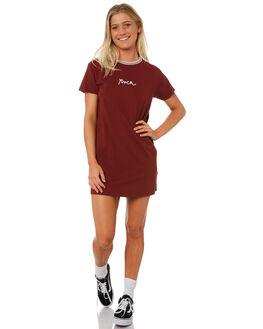 SPICE WOMENS CLOTHING RVCA DRESSES - R282764SPI