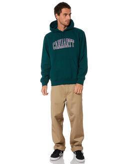 DARK FIR MENS CLOTHING CARHARTT JUMPERS - I02703105A