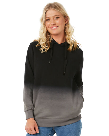 WASHED BLACK OUTLET WOMENS SWELL JUMPERS - S8183542WSHBK