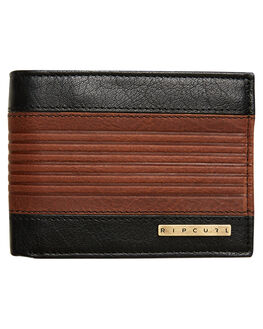 BROWN MENS ACCESSORIES RIP CURL WALLETS - BWLKG20009