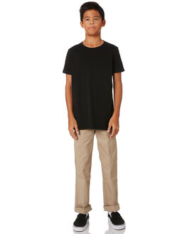 DESERT SAND KIDS BOYS DICKIES PANTS - QP873DSND