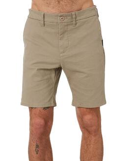 FADED OLIVE MENS CLOTHING RUSTY SHORTS - WKM0930FDO