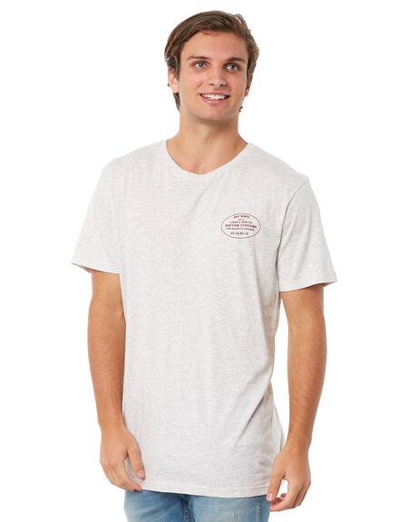 WHITE MENS CLOTHING RHYTHM TEES - JAN18M-PT11WHT