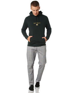 FOREST MENS CLOTHING BARNEY COOLS JUMPERS - 404-CC2-FRST