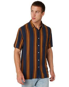 DARK ROYAL MENS CLOTHING BILLABONG SHIRTS - 9582211MDKRYL