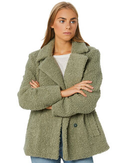 SAGE WOMENS CLOTHING MINKPINK JACKETS - MP1909480SAGE