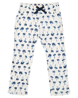 BRIGHT WHITE FOREST KIDS TODDLER GIRLS ROXY PANTS - ERLNP03020WBB6