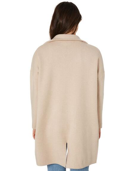 NATURAL WOMENS CLOTHING BETTY BASICS JACKETS - BB453H21NAT