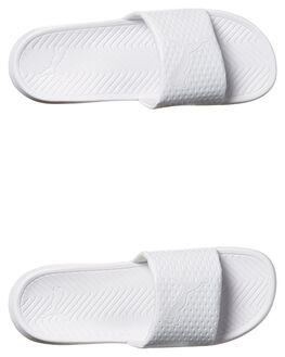 WHITE MENS FOOTWEAR PUMA THONGS - 36245-801