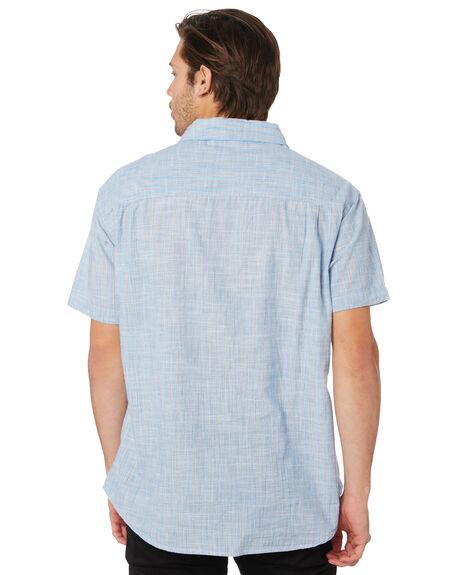 JACK STRIPE MENS CLOTHING MOLLUSK SHIRTS - MS1257JST