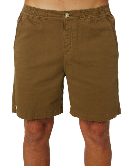 EARTHY MENS CLOTHING MCTAVISH SHORTS - MA-19WS-01EARTH