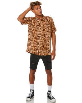 BROWN MENS CLOTHING INSIGHT SHIRTS - 1000082586BRWN