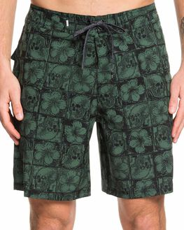 GARDEN TOPIARY MENS CLOTHING QUIKSILVER BOARDSHORTS - EQYBS04206-GRT6