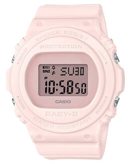 PINK WOMENS ACCESSORIES BABY G WATCHES - BGD570-4DPNK