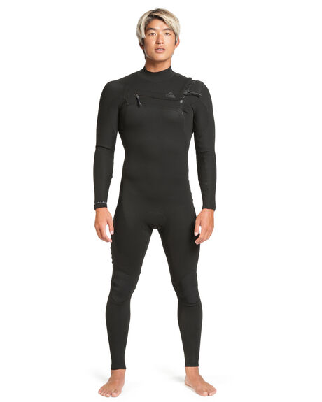 BLACK BOARDSPORTS SURF QUIKSILVER MENS - EQYW103114-KVD0
