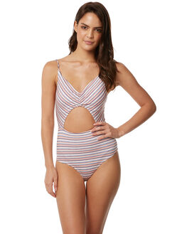 TEMPLE STRIPE OUTLET WOMENS NINE ISLANDS ONE PIECES - M8171340STRP