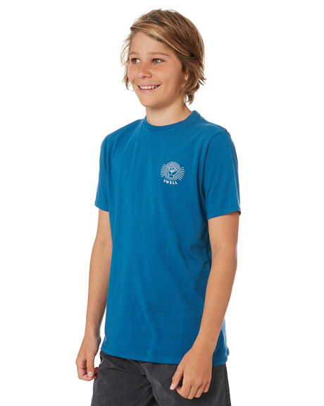 PACIFIC BLUE KIDS BOYS SWELL TOPS - S3201004PACIF