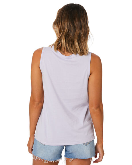 LILAC WOMENS CLOTHING THE HIDDEN WAY SINGLETS - H8211271LILAC
