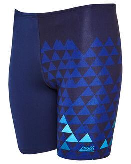 NAVY BLUE OUTLET MENS ZOGGS SWIMWEAR - 4045204NVYBL