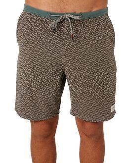 GRAVEL MENS CLOTHING KATIN BOARDSHORTS - TRSUM02GRAV