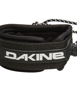 BLACK WHITE BOARDSPORTS SURF DAKINE LEASHES - 10001793BLKWH