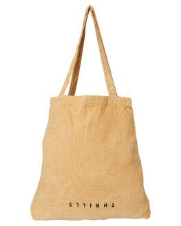 TAN WOMENS ACCESSORIES THRILLS BAGS + BACKPACKS - TW9-1001TAN