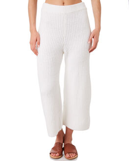 WARM WHITE WOMENS CLOTHING ZULU AND ZEPHYR PANTS - ZZ2957WRMWT