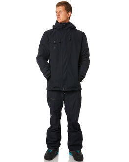 BLACK BOARDSPORTS SNOW QUIKSILVER MENS - EQYTJ03185KVJ0