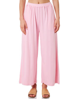 PINK WOMENS CLOTHING ZULU AND ZEPHYR PANTS - ZZ2891PPNK