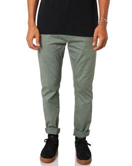 CLAY GREEN MENS CLOTHING HURLEY PANTS - MPT000068034T