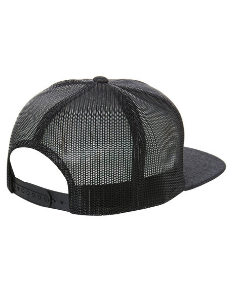 BLACK MENS ACCESSORIES RIP CURL HEADWEAR - CCABR90090