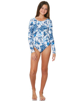 GALAXY BLUE WHITE OUTLET KIDS SEAFOLLY CLOTHING - 15657-130GALBL