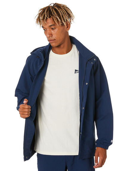 DRESS BLUES MENS CLOTHING VANS JACKETS - VN0A49TALKZDRBLU