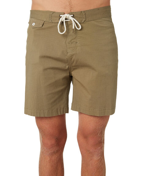 MUD MENS CLOTHING MCTAVISH BOARDSHORTS - MSP-18BS-02MUD