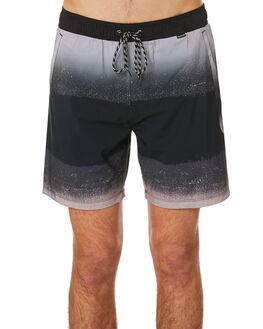 BLACK MENS CLOTHING HURLEY BOARDSHORTS - CI2634010