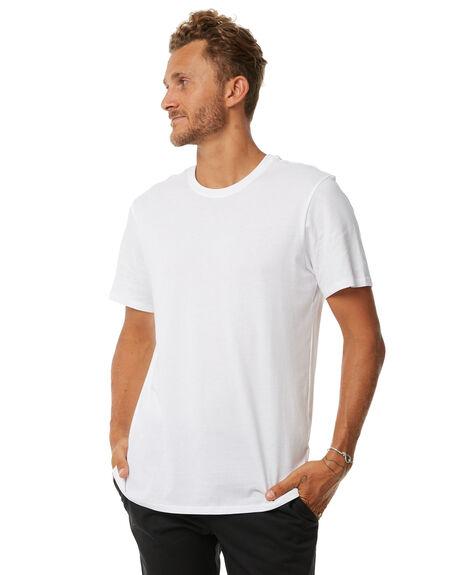 WHITE MENS CLOTHING NIKE TEES - 892833100