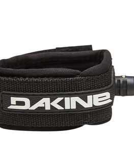 BLACK WHITE BOARDSPORTS SURF DAKINE LEASHES - 10001797BLKWH