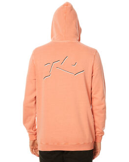 BURNT CORAL MENS CLOTHING RUSTY JUMPERS - FTM0792BUC