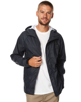 BLACK MENS CLOTHING BILLABONG JACKETS - 9575902BLK