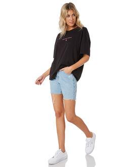 WALK AWAY WOMENS CLOTHING A.BRAND SHORTS - 715953077