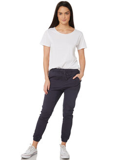 BLUE WOMENS CLOTHING RUSTY PANTS - PAL0868BNI