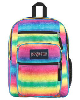 RAINBOW SPARKLE KIDS GIRLS JANSPORT BAGS + BACKPACKS - JS0A47JKJS6F3