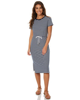 STRIPE WOMENS CLOTHING SWELL DRESSES - S8174442STR