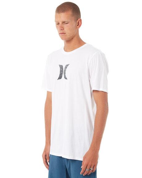 WHITE MENS CLOTHING HURLEY TEES - 892200100