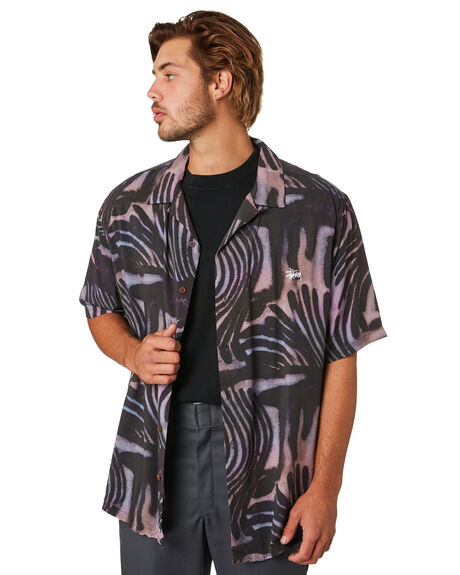 PASTEL MENS CLOTHING STUSSY SHIRTS - ST093407PASTL