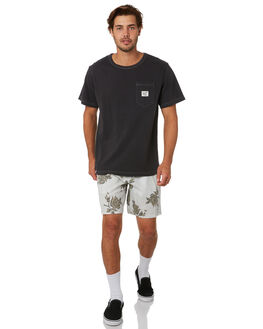 LIGHT GREY MENS CLOTHING THRILLS SHORTS - TA20-308GLGRY