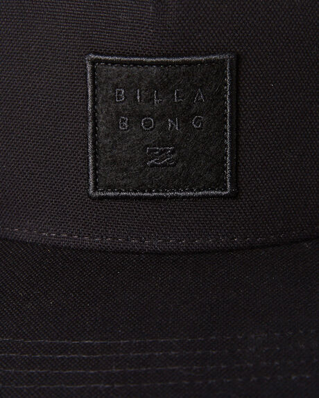 BLACK MENS ACCESSORIES BILLABONG HEADWEAR - 9691319ABLK