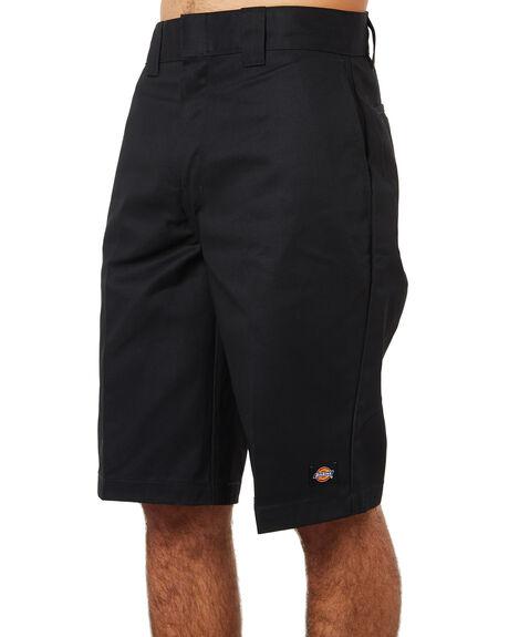 BLACK MENS CLOTHING DICKIES SHORTS - K3130803BLK