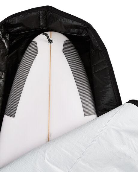 BLACK BOARDSPORTS SURF FCS BOARDCOVERS - BDY-FB-BLKBLK