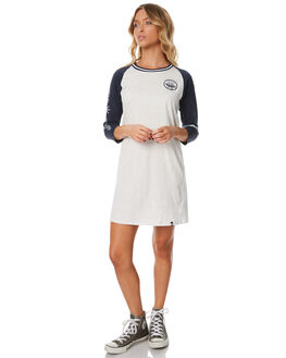 NAVY WOMENS CLOTHING VOLCOM DRESSES - B1331778NVY
